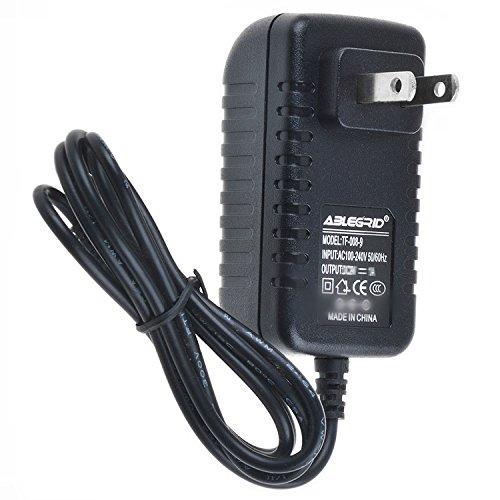 ABLEGRID 12V 2A AC/DC Adapter for Q-See QCN7001B QNC7001B QCN7005B QNC7005B QCN7006B QH8003B QD4501B QCN8004B 12VDC 2000mA Power Supply Cord