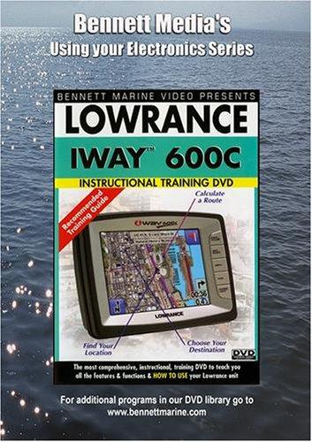 LOWRANCE IWAY 600C