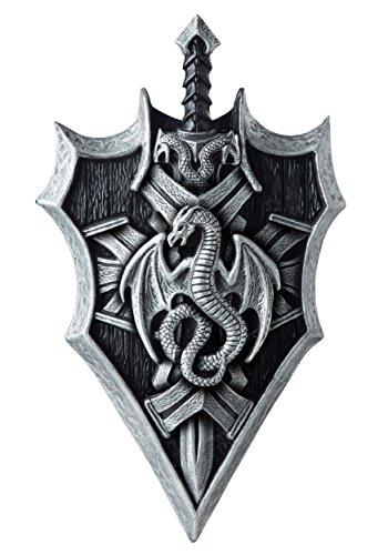 Dragon Lord Sword and Shield Standard