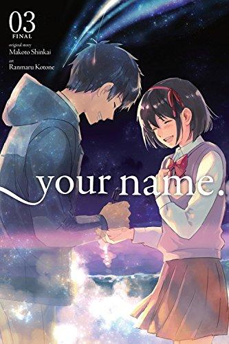 your name., Vol. 3 (manga) (your name. (manga) (3))