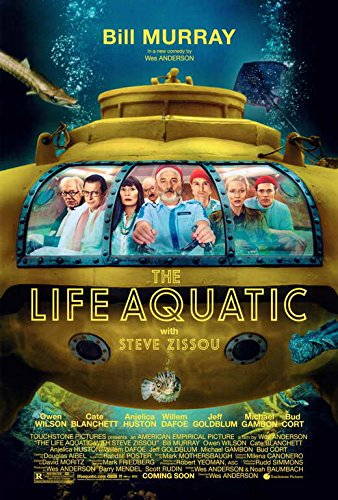 The Life Aquatic with Steve Zissou POSTER Movie (27 x 40 Inches - 69cm x 102cm) (2004)