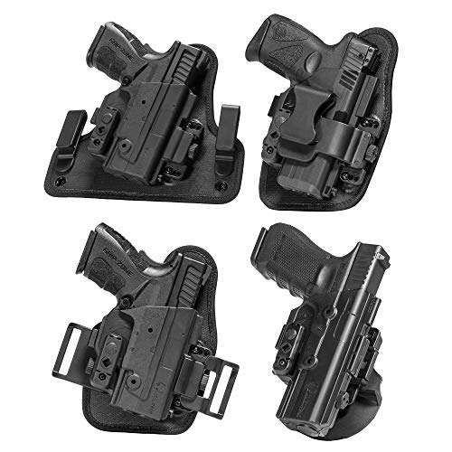 Alien Gear holsters ShapeShift Core Carry Pack Holster for a Glock 17 (Right Handed)