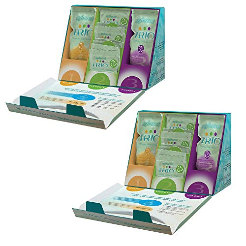 SpaGuard Trio Spa and Hot Tub 3 Month Pre Measured Water Softening Kit (2 Pack)
