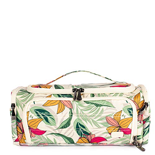 Lug Women's Trolley Cosmetic Case, Lily Sand, One Size