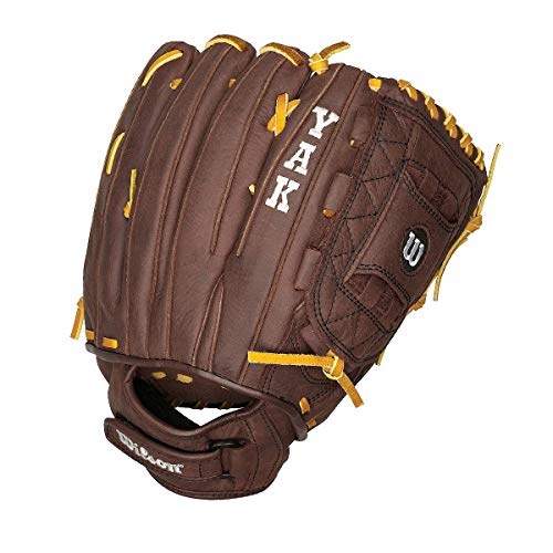 Wilson A1500FP12 Pro Soft Yak FP Softball Glove Mitt Left Hand Thrower 12'