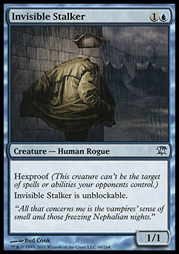 Magic: the Gathering - Invisible Stalker - Innistrad