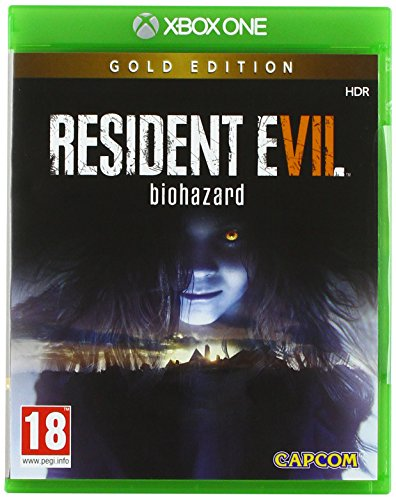 JEU Console CAPCOM Resident Evil 7 Gold Xbox ONE