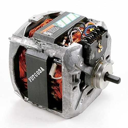 Whirlpool W8541504 Washer Drive Motor Genuine Original Equipment Manufacturer (OEM) Part