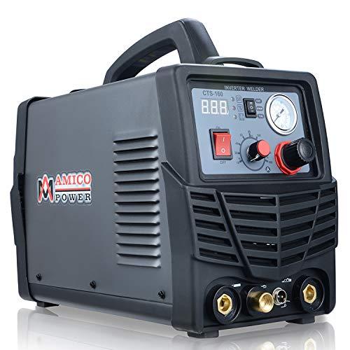 CTS-160, 30A Plasma Cutter, 160A TIG-Torch, 140A Stick Arc Welder 3-in-1 Combo Welding (CTS-160)
