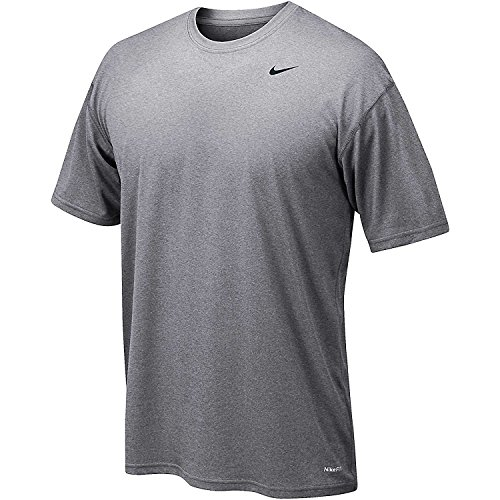 Nike Boys Legend Poly Top Medium Grey