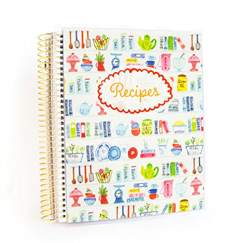 Creative Year Recipe Medium Planner by Recollections Cooking