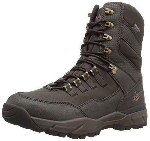 Danner Men's 41550 Vital 8' Waterproof Hunting Boot, Brown - 11 D