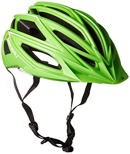 Louis Garneau - HG Edge Cycling Helmet, Green, Medium