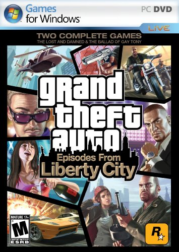 Grand Theft Auto: Episodes from Liberty City - PC