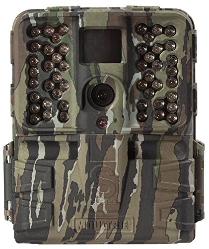 Moultrie S-50i Game Camera (2017)   All Purpose Series   20 MP   0.3 S Trigger Speed   1080P Video   Moultrie Mobile Compatible