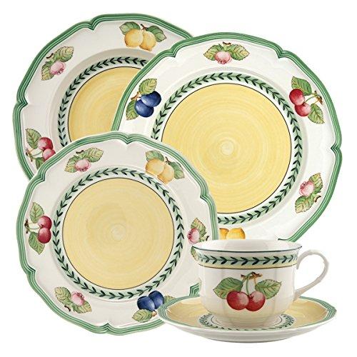 Villeroy & Boch 10-2281-30 French Garden Fleurence Dinner Set 30Pieces