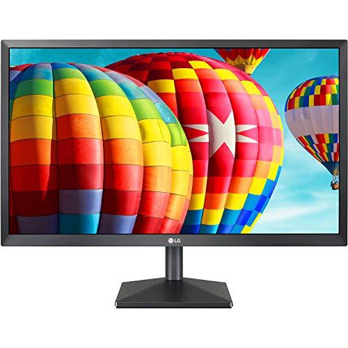 LG 27MK430H-B 27' HDMI VGA 1080p LED IPS LCD Monitor w/AMD FreeSync - Black (Renewed)