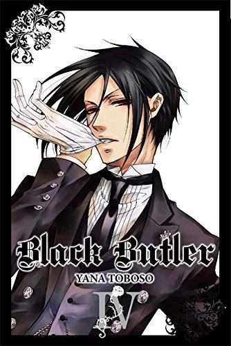 Black Butler, Vol. 4 (Black Butler, 4)