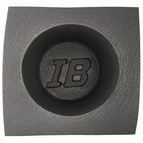Install Bay - Acoustic Speaker Baffles 8 Inch Round Standard - Pair (IBBAF80), Acoustic Baffles