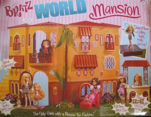Bratz World Mansion