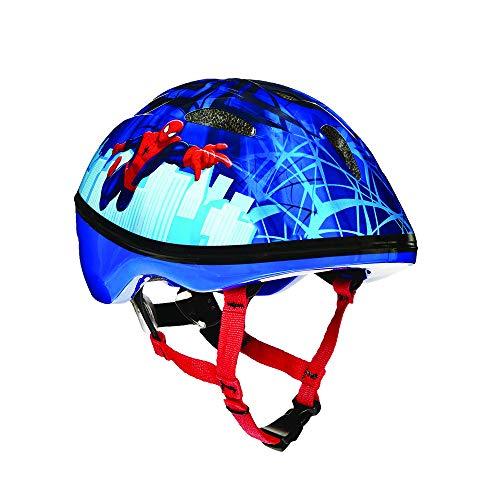 Bell Toddler Spiderman Spideys Little Web Bike Helmet, Toddler (3-5 yrs), Spider-Man: Spidey's Little Web