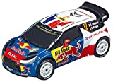 Carrera 64155 DS 3 WRC 2015 Rally Catalunya GO!!! Analog Slot Car Racing Vehicle 1:43 Scale