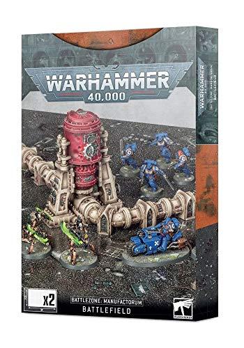 Games Workshop Warhammer 40k: Battlezone Manufactorum - Battlefield Terrain