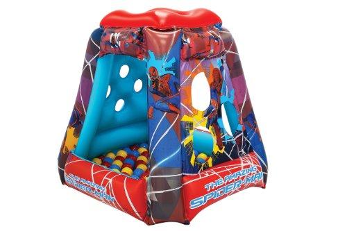 Spider-Man 4 Web Slinger Playland with 20 Balls