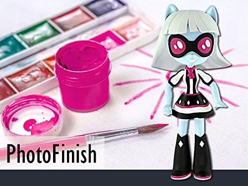 How to Make a Custom Photo Finish Mini Doll
