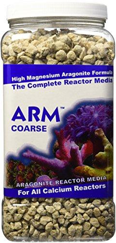 Carib Sea ACS00529 Arm Reactor Coarse Filter Media for Aquarium, 1-Gallon