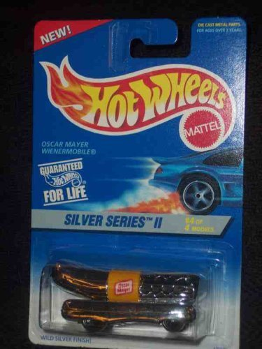 Silver Series 2 #4 Oscar Mayer Wienermobile Mint #423