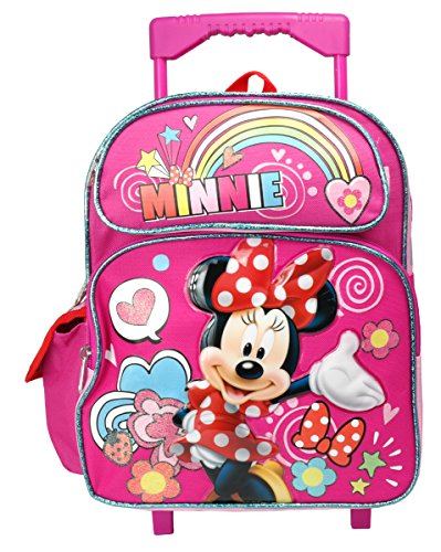 Minnie Mouse 12' Toddler Mini Rolling Backpack