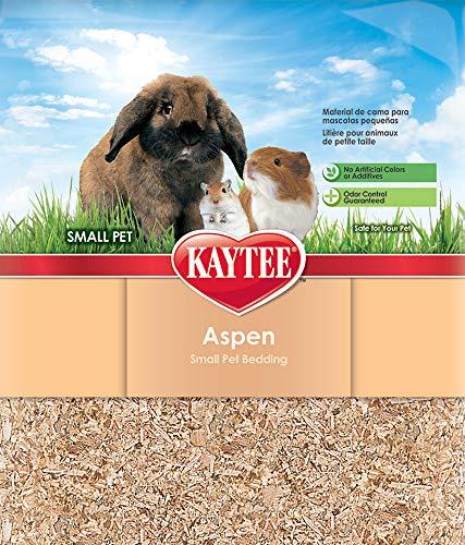 Kaytee Aspen Bedding 8 cubic feet, Multicolor, Model:100032006