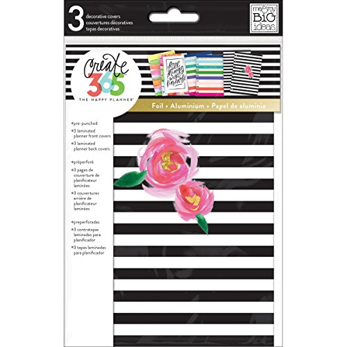 Me & My Big Ideas COVM-01 Create 365 Mini Planner Covers-Painterly