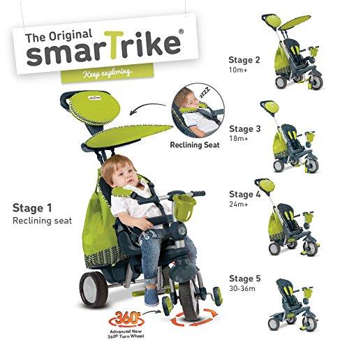 Smart Trike Splash Ride-On (Green)