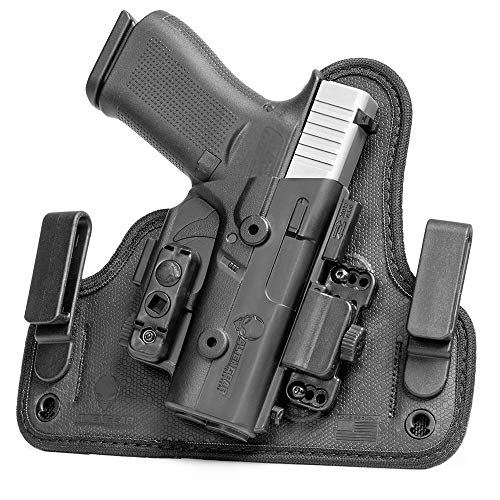 Shape Shift Inside Waist Band - Holster for Glock - 17 - Right Hand - Standard Clips