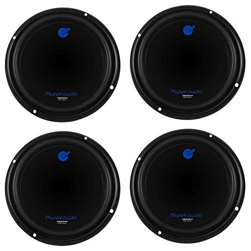 PLANET AUDIO AC12D 12' 7200W Car Audio Power Subwoofers Subs Woofers DVC