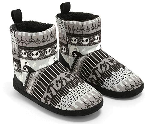 The Nightmare Before Christmas Jack Slipper Boots, X-Small (3/4)