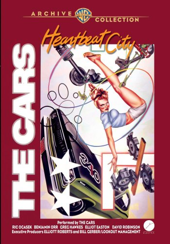 The Cars: Heartbeat City (1984)