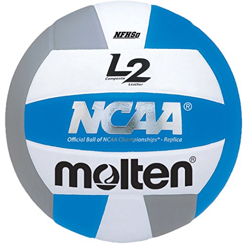 Molten Premium Competition L2 Volleyball, NFHS Approved, NCAA Replica