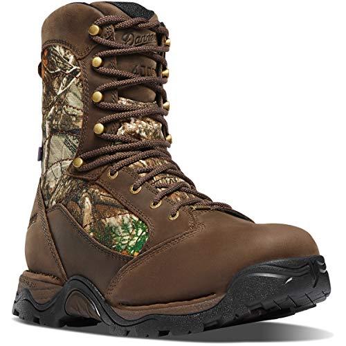 Danner 41343 Men's Pronghorn 8' GTX 1200G Hunting Shoe, Realtree Edge - 12 EE US