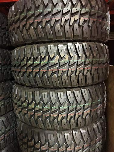 Set of 4 (FOUR) Haida Mud Champ HD868 Mud Tires-33X12.50R22LT 114Q LRE 10-Ply