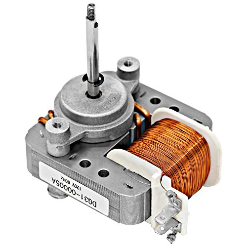 Primeswift DG31-00005A Motor Convection Replacement Part (120V 60Hz),Replacement for Oven-Replace AP4338602,PS4240735