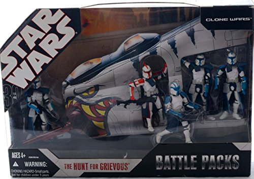 Star Wars Battle Packs8211; The Hunt for Grievous
