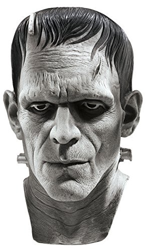 Rubie's - Universal Studios Silver Screen Edition Frankenstein Mask, Multi Color, One Size