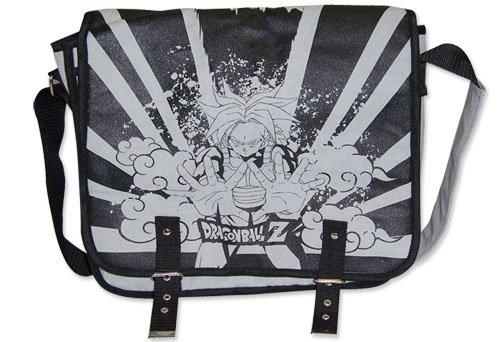 Dragon Ball Z : Super Saiyan Trunk Anime Messenger Bag