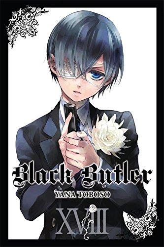 Black Butler, Vol. 18 (Black Butler, 18)