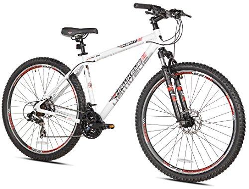 Kent Hawkeye Mountain Bike, 29', Grey/Green, 18.5'/One Size