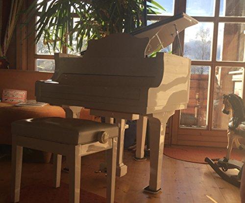 Schoenhut Piano Company Baby Grand Piano (Black)