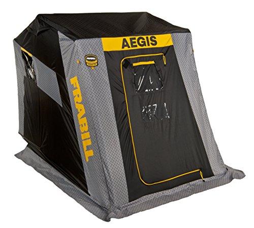 Frabill Aegis 2110 Top Insulated Flip-Over Front Door W/ Jump Seats